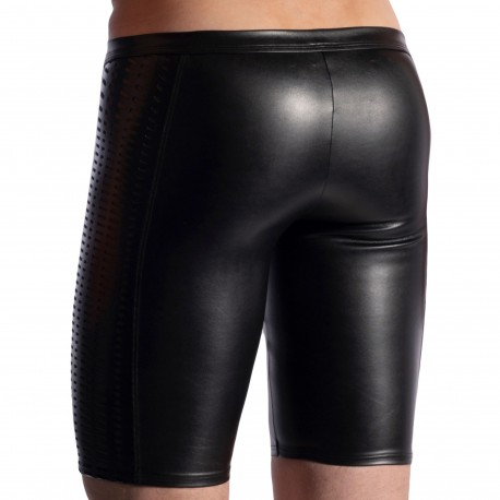Manstore Boxer Long Tight Knickers M953 Noir