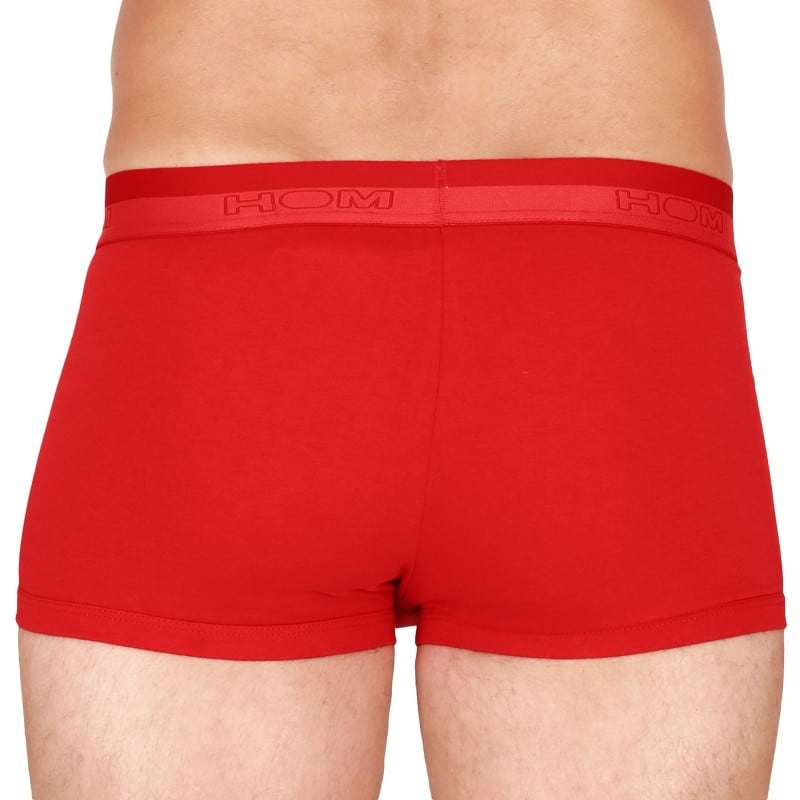HOM Boxer Court H01 Rouge