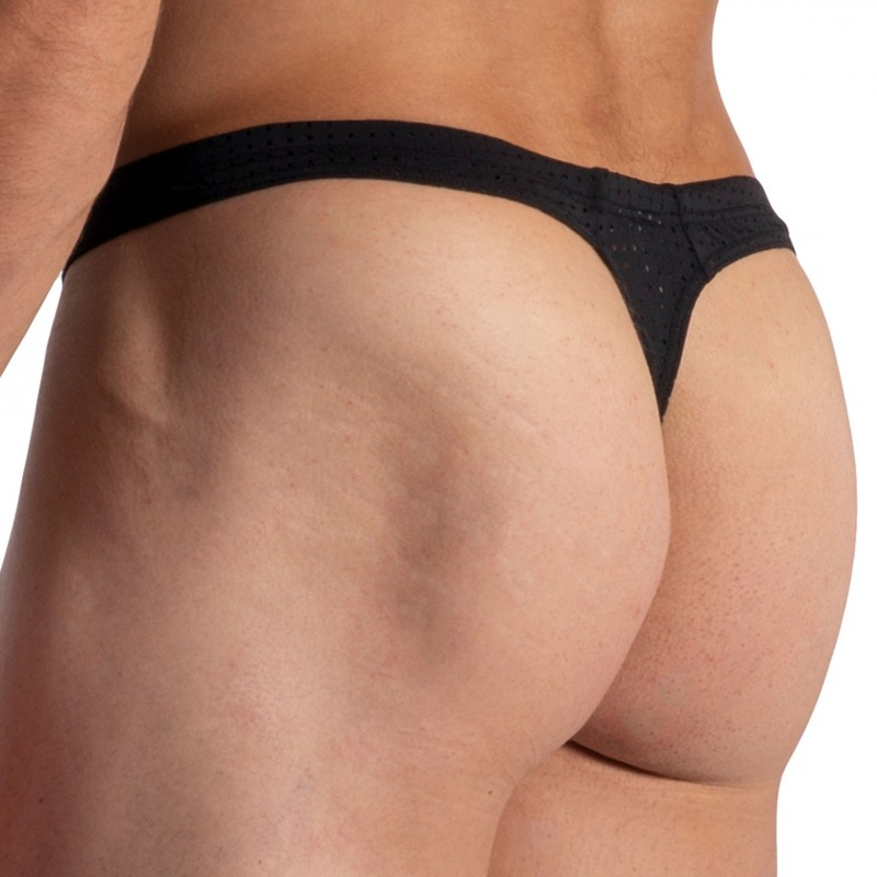 Olaf Benz RED 1963 Mini Thong - Black