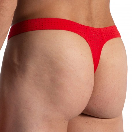 Olaf Benz RED 1963 Mini Thong - Red