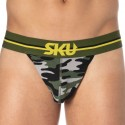 SKU First Cotton G- String - Camouflage