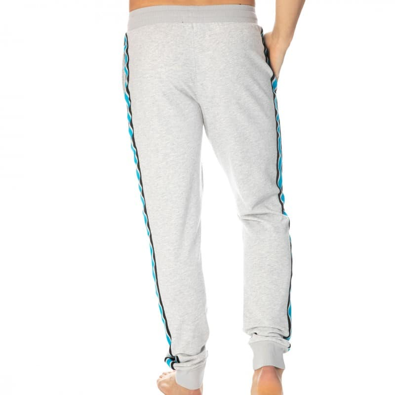 Emporio Armani Iconic Terry Pants - Heather Grey