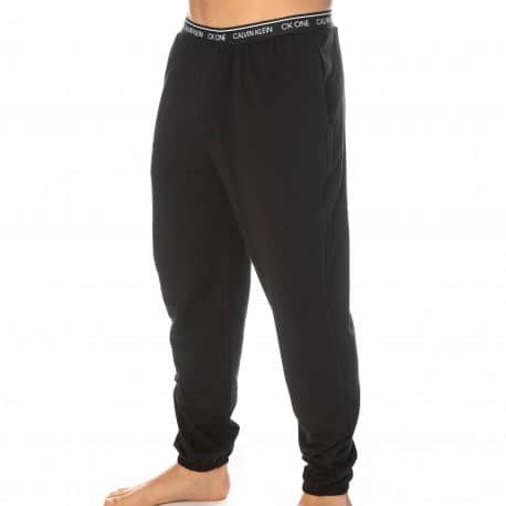Calvin Klein Ck One Jogger Pants - Black