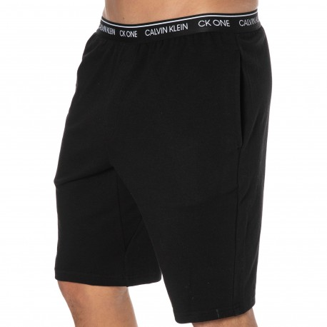 Calvin Klein Ck One Shorts - Black