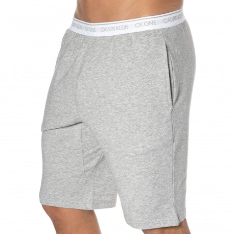 Calvin Klein Ck One Shorts - Heather Grey
