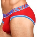 Andrew Christian Slip Almost Naked Coton Rouge