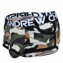 Andrew Christian Shorty Almost Naked Pocket Camouflage