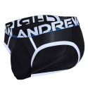 Andrew Christian Slip Active Shape Bubble Butt Pads Noir
