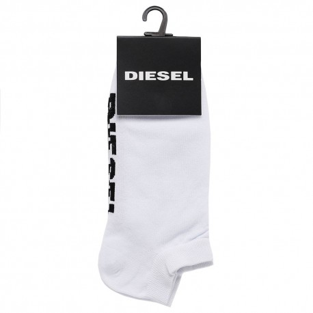 Diesel Socquettes Blanches