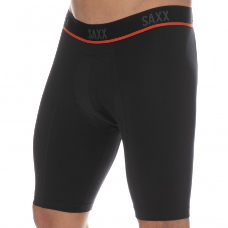 SAXX Kinetic HD Compression Shorts - Black