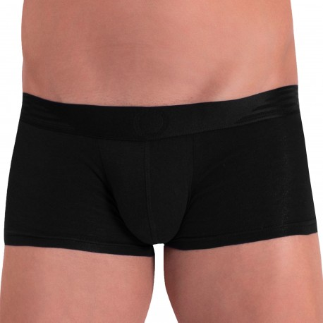 Rounderbum Basic Lift Boxer - Black