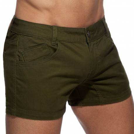 Addicted AD Shorts - Khaki