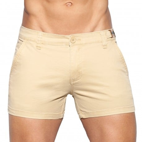 ES Collection Short Cargo Beige