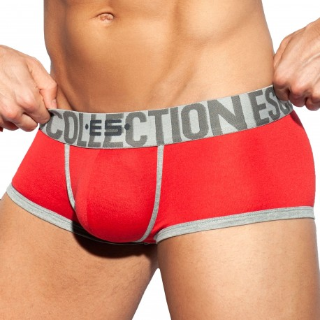 ES Collection Boxer Court Second Skin Rouge