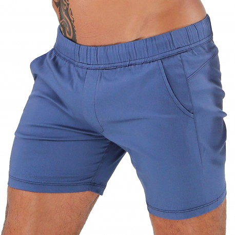 TOF Paris Short Fashion Bleu