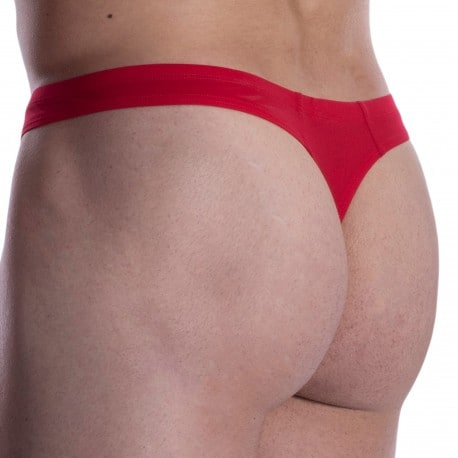 Olaf Benz String Mini RED 0965 Rouge