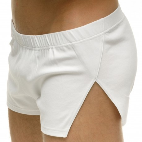Marcuse Short Leisure Blanc