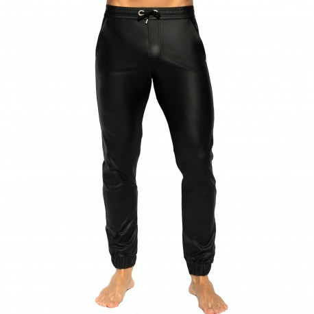 ES Collection Pantalon Sport Fetish Noir