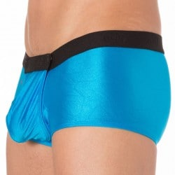 Shorty Opening Pouch Turquoise