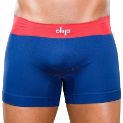 Boxer Sport Dijo Double Push Up Marine - Rouge