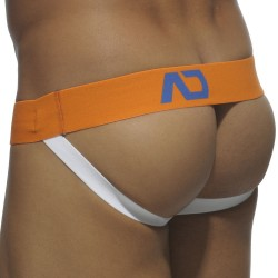 Jock Strap Basic Colors Royal - Orange