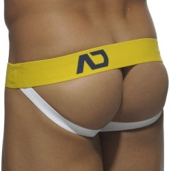 Jock Strap Basic Colors Marine - Jaune