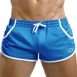 Short de Bain Icon Bleu