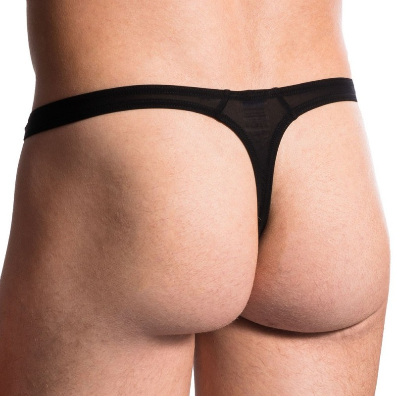 Manstore String Push-Up M101 Noir