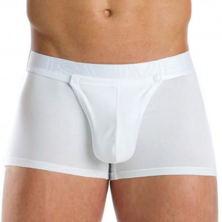 Hole Boxer - White