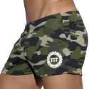 ES Collection Short Fitness Camouflage