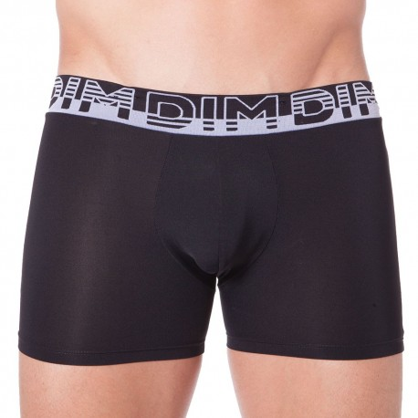 Lot de 2 Boxers Soft Touch Micro Noirs