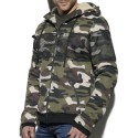 ES Collection Veste Military Camouflage