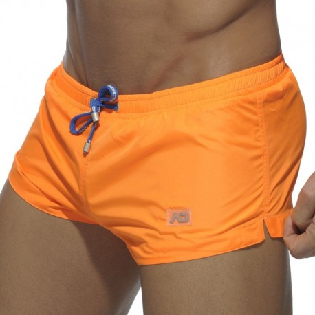 Addicted Short de Bain Mini Basic Orange