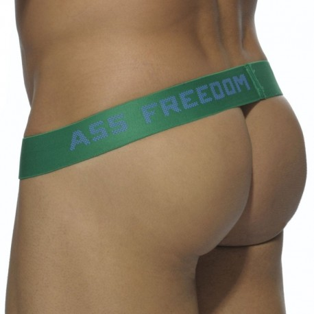 Addicted Ass Freedom Jock Up - Royal