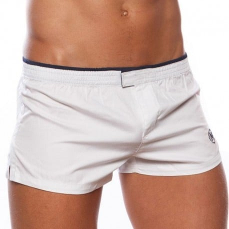 Marcuse Twitch Short - White