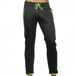 Pantalon Light Double Face Noir