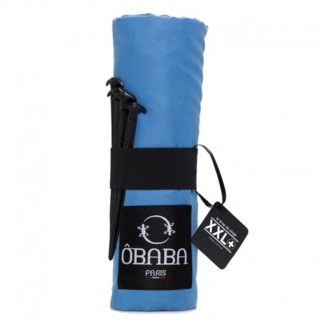 ÔBABA XXL+ Beach Towel - St Barth