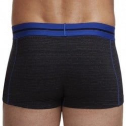 In-Training Boxer - Charcoal - Blue