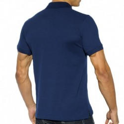 Fit Polo - Navy