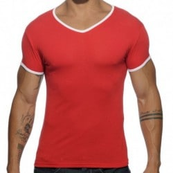 T-Shirt Basic Colors Rouge
