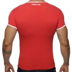 Basic Colors T-Shirt - Red
