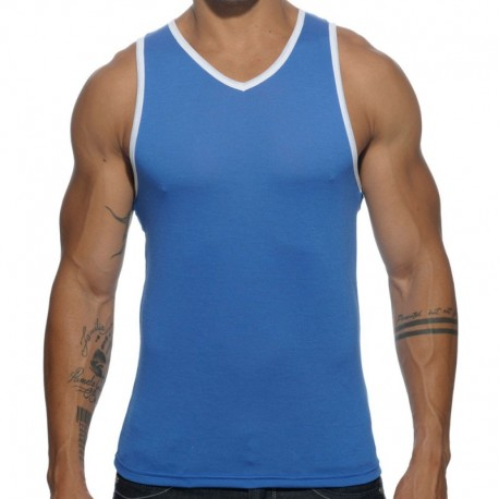 Addicted Basic Colors Tank Top - Royal