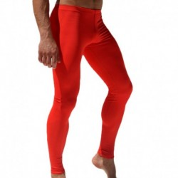 Speed Legging Pants - Flame
