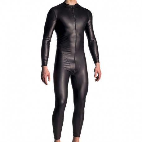 Manstore M510 Allover Suit - Black
