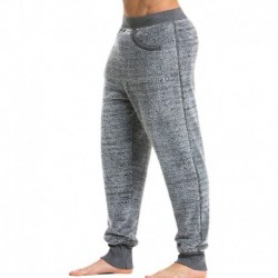 Floss Fur Pants - Grey