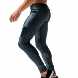 Aries Legging Pants - Midnight Blue