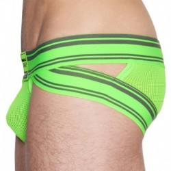 Scrimmage Brief - Neon Green