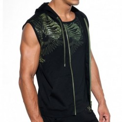 Veste Jungle Hoody Noire