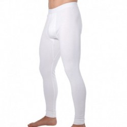 Legging Thermal Blanc