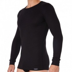 Thermal T-Shirt - Black